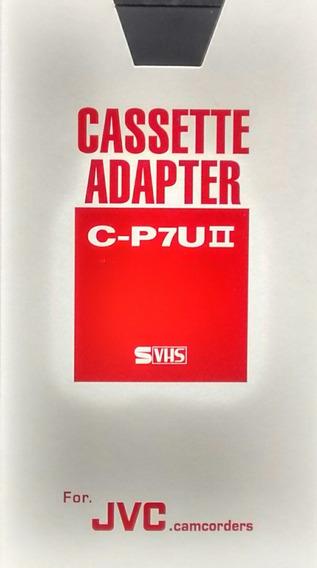 Adaptador Vhs-c Automático / Motorizado