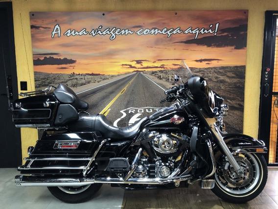 Harley Davidson Electra Glide Ultra Limited 2007 Impecavel