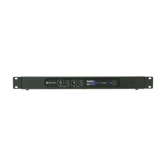Amplificador De Potência 1300w Nano Na 2650 - Next Pro