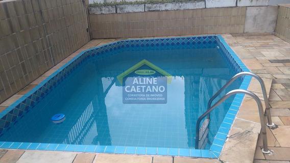 Apartamento Com 3 Dorms, Tupi, Praia Grande - R$ 295 Mil, Cod: Ac383 - Vac383