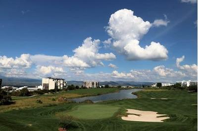 En El Campo De Golf
