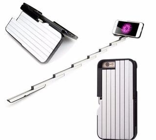 Sefie Stick P/ iPhone 6/6s Com Controle + Bateria
