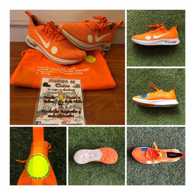 Nike Zoom Fly Mercurial X Off-white total Orange