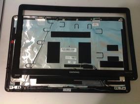 Tampa Superior E Moldura Do Lcd Notebook Compaq Cq62