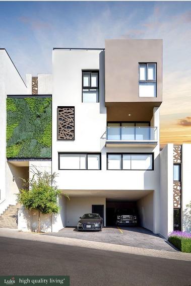 Penthouse En Zibata, Luks Townhouses By The M Company..