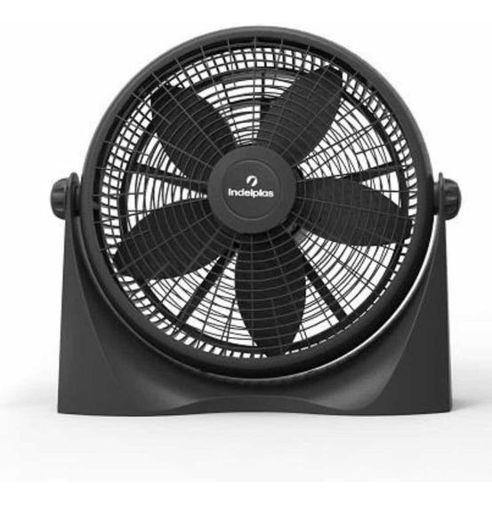 Ventilador Turbo 16 Indelplast Apto Piso-pared-techo Iv16