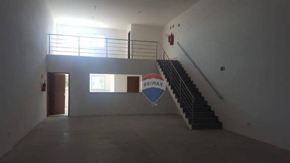 Salão Para Alugar, 245 M² Por R$ 6.500,00/mês - Vila Nova Cintra - Mogi Das Cruzes/sp - Sl0007