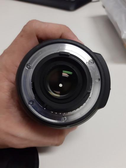 Lente Nikon 18-200mm
