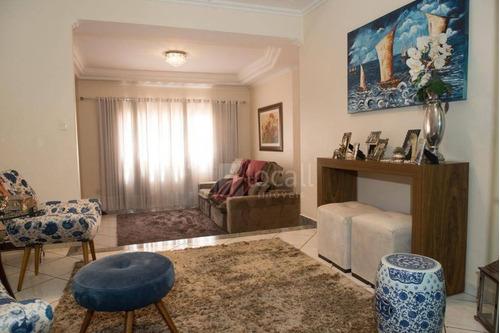 Imagem 1 de 10 de Casa Com 3 Dormitórios À Venda, 261 M² Por R$ 550.000 - Jardim Santa Lúcia - São José Do Rio Preto/sp - Ca2710