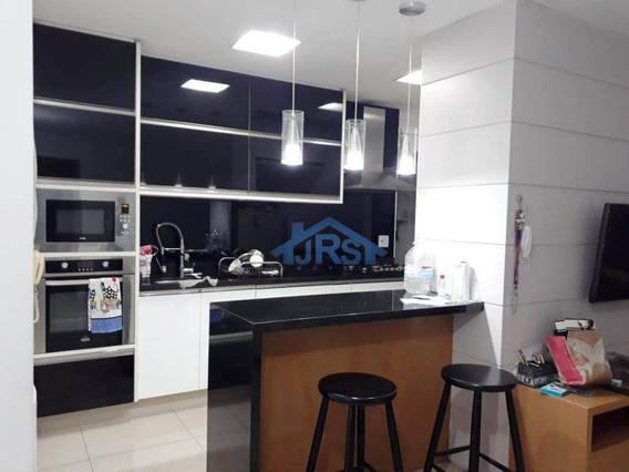 Condomínio Alto Da Mata Apartamento Com 3 Dormitórios À Venda, 94 M² Por R$ 650.000 - Jardim Tupanci - Barueri/sp - Ap2431