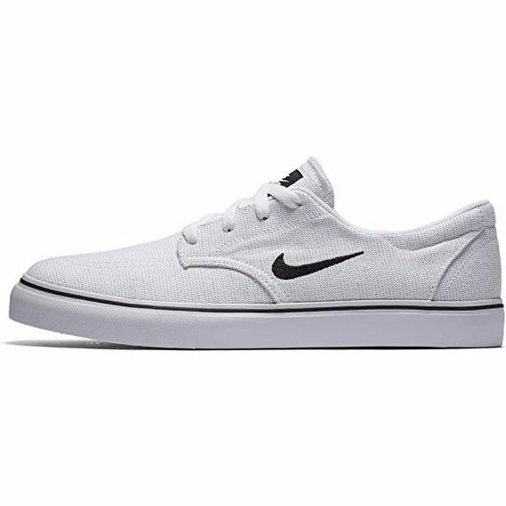 Tenis Nike De Skate Sb Clutch Blanco 11.5 Us