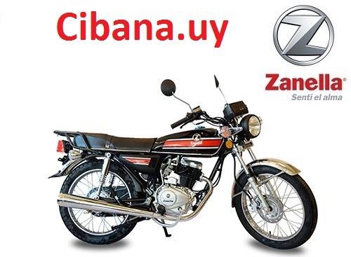 Imagen 1 de 7 de Moto Zanella Sapucai 125 Clasica