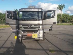 Mercedes-benz Axor 2536 6x2 Ano 2014 R$180000,00