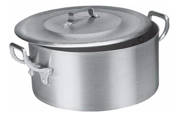 Caçarola Aluminio Industrial N.60 73,0 L Restaurante Gigante