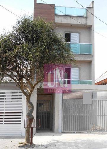 Imagem 1 de 11 de Apartamento Residencial À Venda, Paraíso, Santo André. - Ap1119