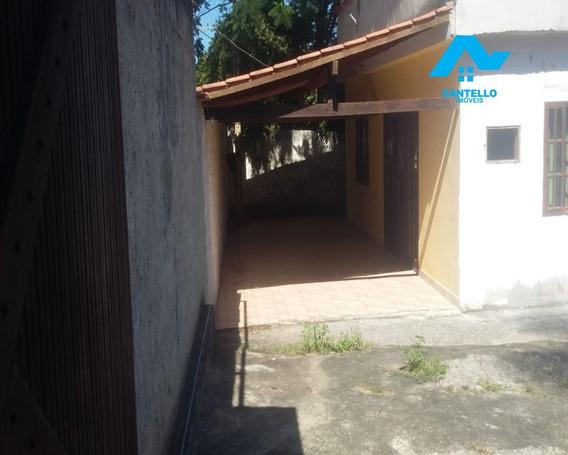 Vista Alegre - São Gonçalo - Casa 3 Quartos Com Um Amplo Quintal De 810m2 - Ca00088 - 33624056