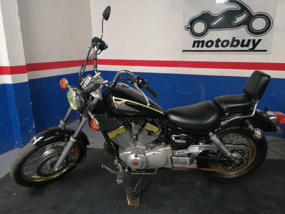 2002 Yamaha 250 Virago