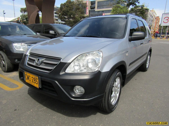 Honda Cr-v Lx 2.4 At