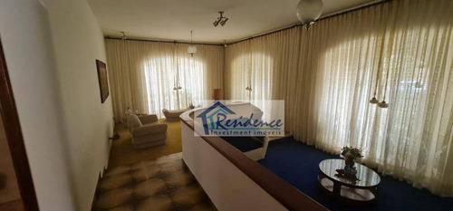 Imagem 1 de 25 de Casa Com 3 Dormitórios, 264 M² - Venda Por R$ 1.400.000,00 Ou Aluguel Por R$ 6.000,00/mês - Cidade Nova I - Indaiatuba/sp - Ca0817