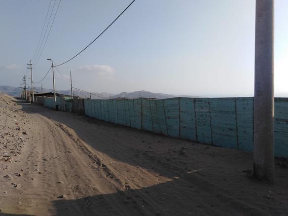 Vendo Terreno En Pq. Industrial De Pachacutec - Ventanilla