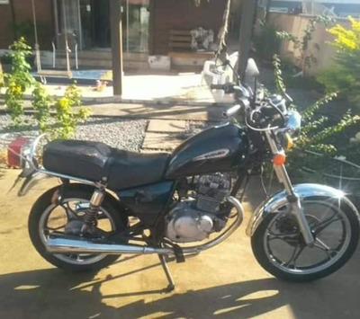 Moto Suzuki Intruder 125 Ano 2009