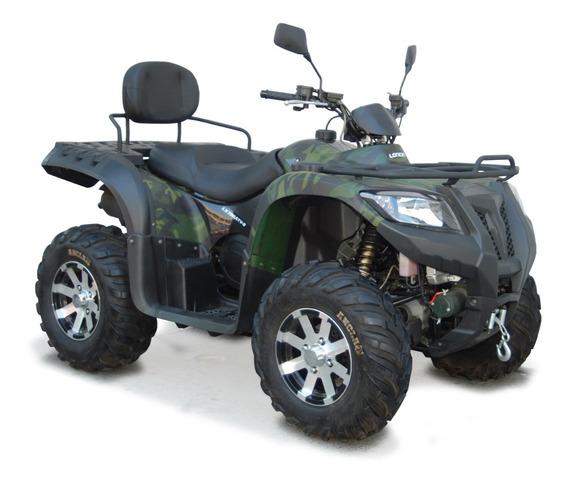 Moto 4 Ruedas Loncin Lx 700atv-2 4x4