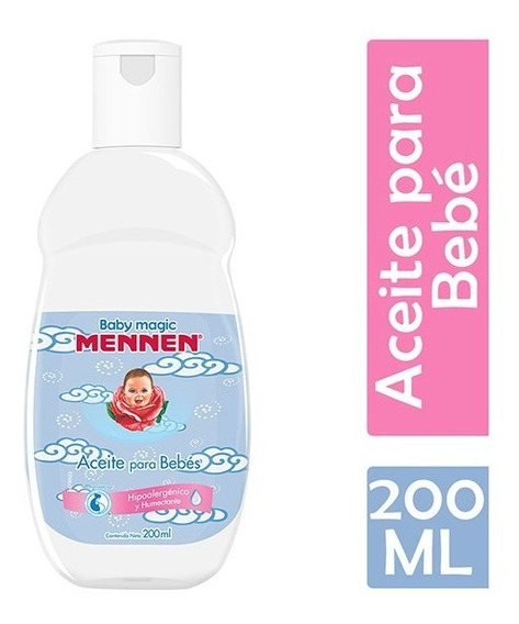 Mennen Baby Magic Aceite, 200 Ml