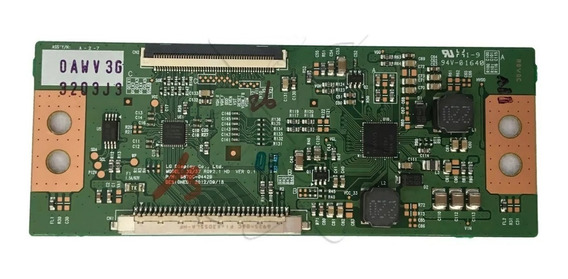 Placa Tcon Philips 32pfl3008d/78 6870c-0442b Promoção