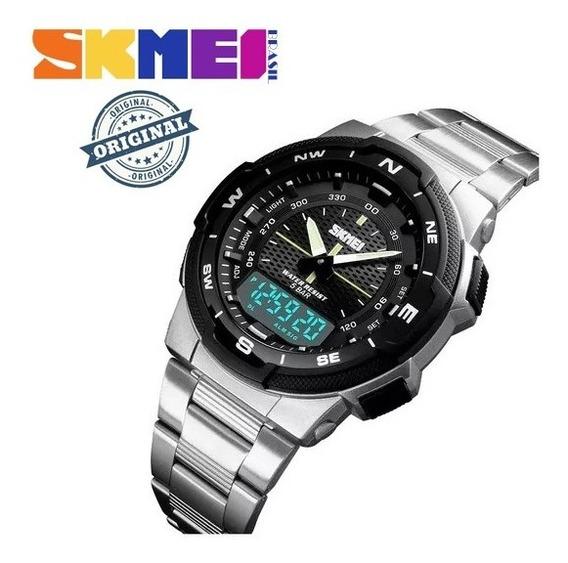 Relógio Skmei Analogico/digital Promoção