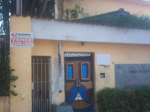 Imagem 1 de 8 de Sobrado À Venda, 5 Quartos, 1 Suíte, 4 Vagas, Santa Terezinha - São Bernardo Do Campo/sp - 25351
