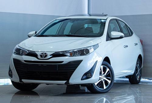 Imagem 1 de 15 de Toyota Yaris 1.5 16v Flex Sedan Xls Multidrive
