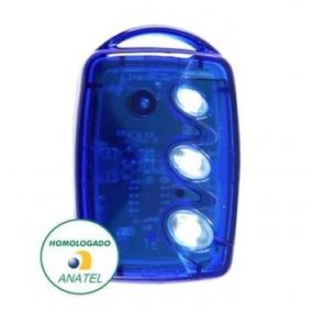 Controle Remoto 3 Teclas Linear Hcs