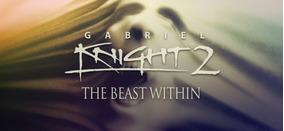 Gabriel Knight 2 The Beast Within Original Envio Grátis Sg