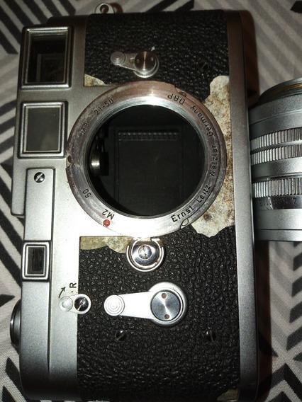 Leica M3 + Lente Summarit