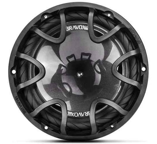Subwoofer 10 Bravox Premium P10x S4 + Kit 2 Vias Cs60p