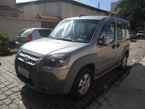 Fiat Doblô Adventure 2012 Flex/gnv  1.8 Comp - 6 Passageiros