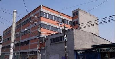 (crm-92-8512) Pantitlan, Edificio Comercial, Renta, Iztacalco, Cdmx.