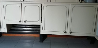 Gabinetes De Cocina De Madera Forrados En Fòrmica