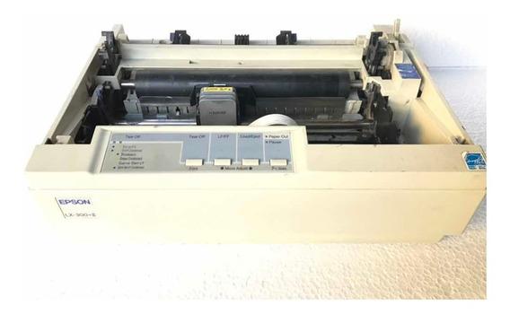 Impressora Matricial Epson Lx-300+ll Ligando ( Leia Anúncio