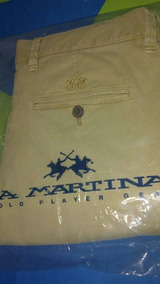 Pantalon La Martina Talle 32