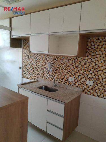 Imagem 1 de 26 de Apartamento Com 2 Dormitórios À Venda, 47 M² Por R$ 190.000,00 - Água Chata - Guarulhos/sp - Ap0848