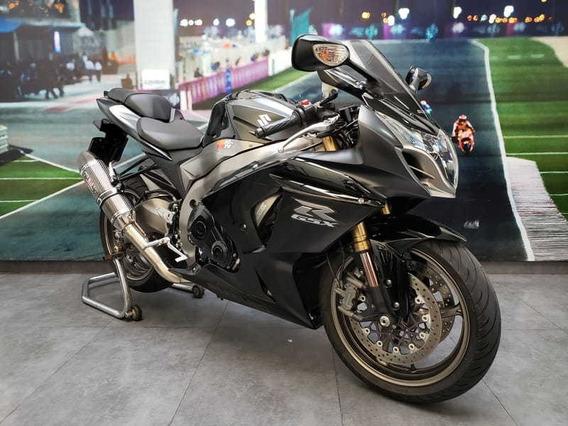 Suzuki Gsxr 1000 2011/2012