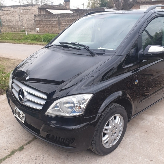 Mercedes-benz Viano 2.2 Trend 7 Pas Cdi 150cv At 2012