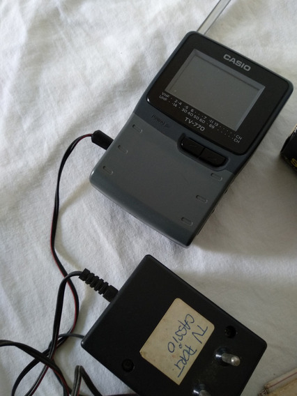 Tv Mini Cassio-770