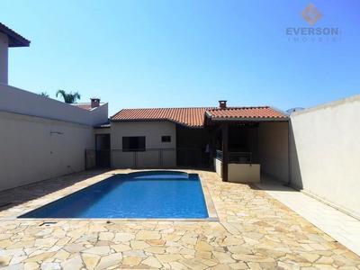 Chácara Residencial, Jardim Itapuã - Rio Claro - Sp, Ótima Para Investidores!! - Ch0010