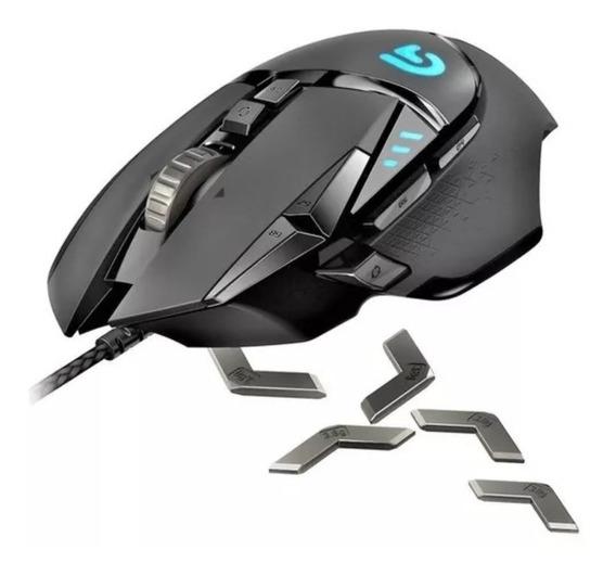 Mouse Logitech G502 Proteus Spectrum Usb Rgb 12.000dpi