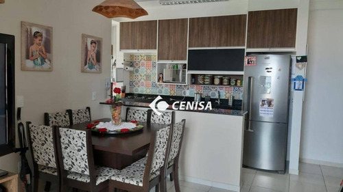 Imagem 1 de 30 de Apartamento Com 3 Dormitórios À Venda, 68 M² - Jardim Sevilha - Indaiatuba/sp - Ap1063
