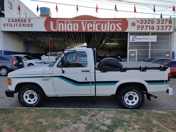 Chevrolet D20 4.0 Conquest Cs Diesel