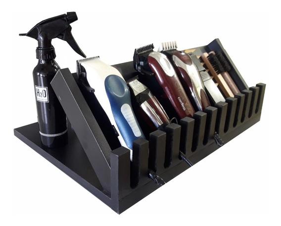 Suporte De Máquinas E Acessórios Para Barbeiro E Barbearia