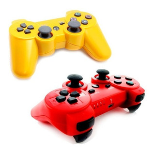 Mando Playstation 3 Joystick Ps3 Control Ps3 Inalambrico